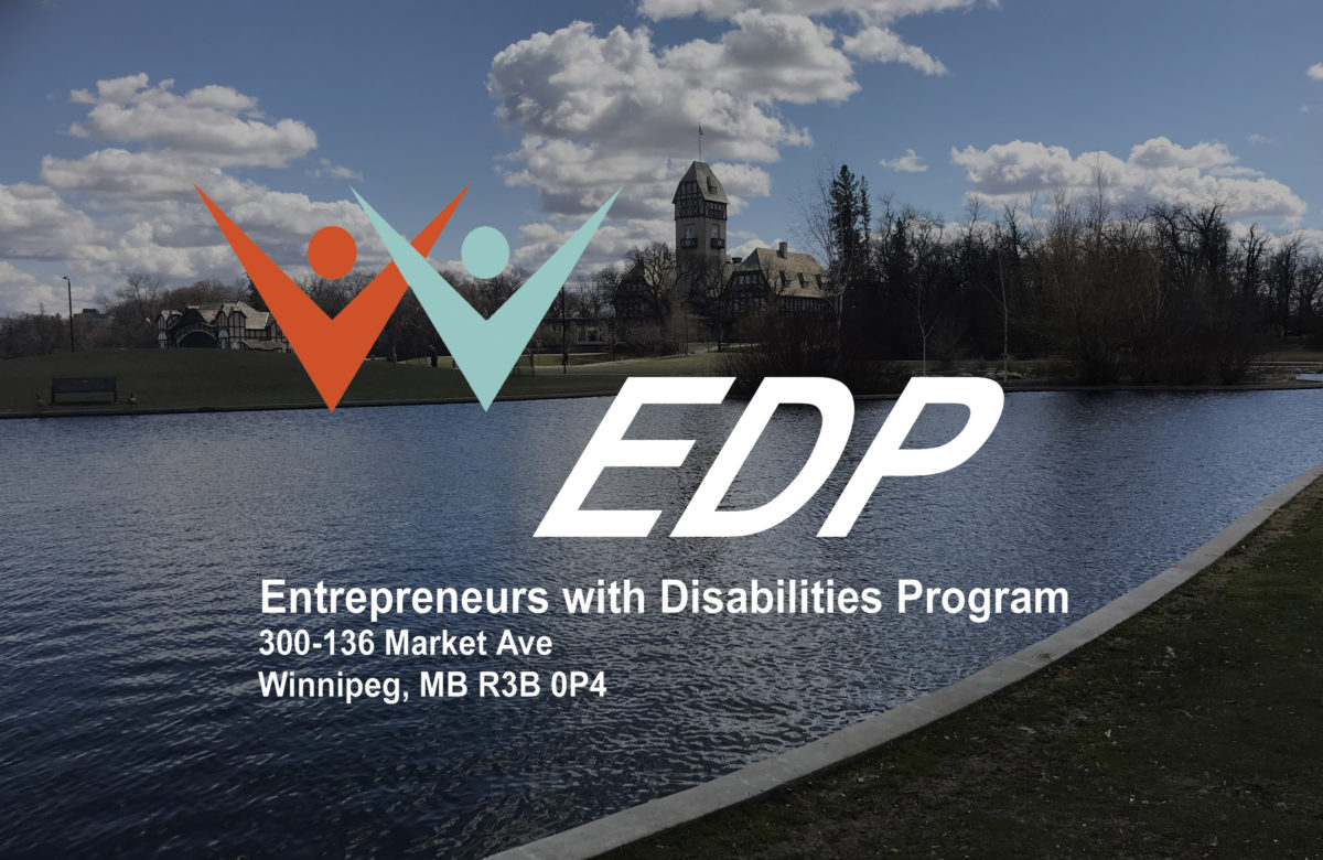 Entrepreneurs With Disabilities Program – Winnipeg